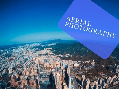 Aerial photography compressor