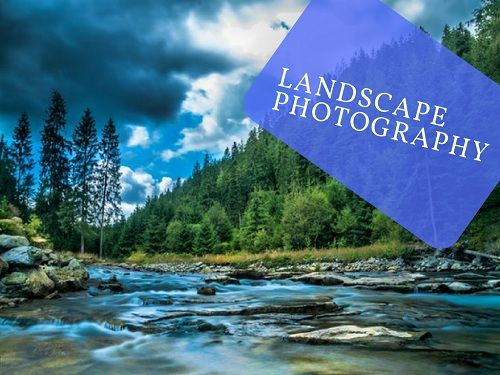 Landscape photography compressor